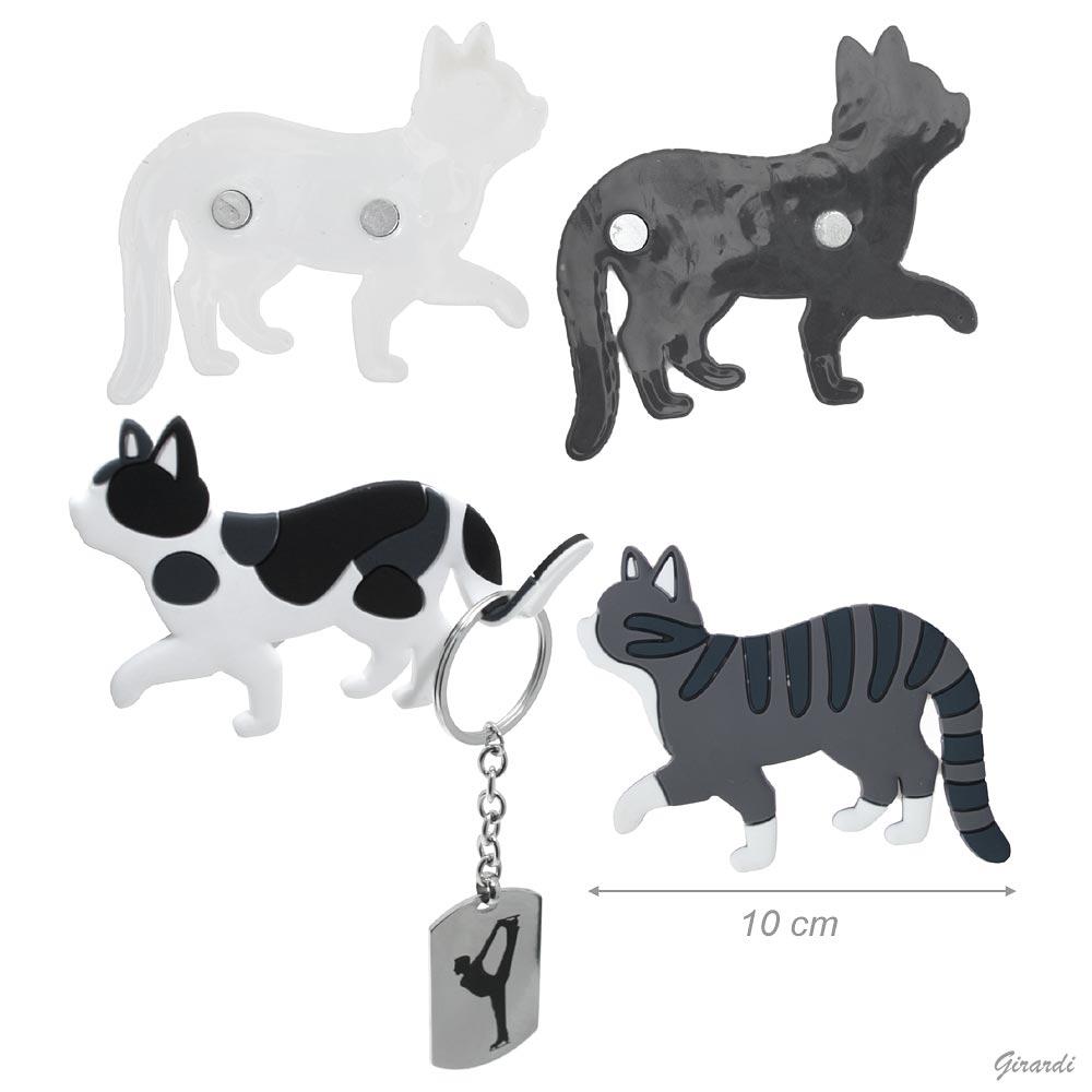 Appendino Calamitato Con Gatto