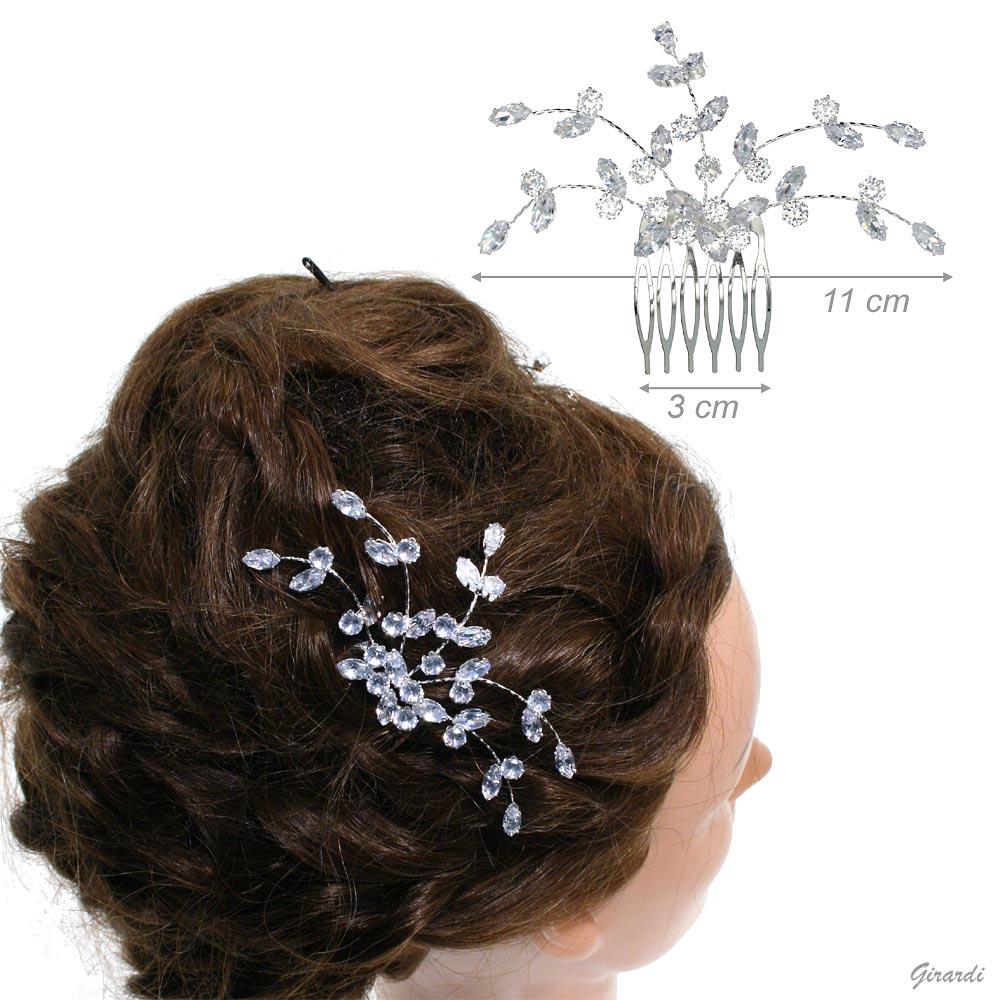 Hair Comb With Zirconia