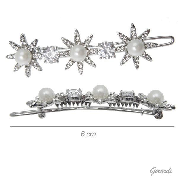 Fermaglio con tre stelle e perla 6 cm f270022 vendita on for Tre stelle arreda catalogo