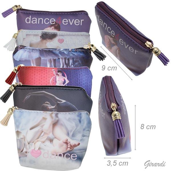 Portamonete  Danza
