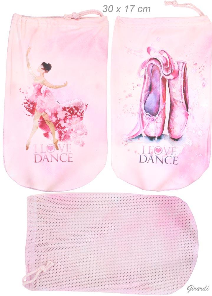 Ballet Dance Shoe Bag