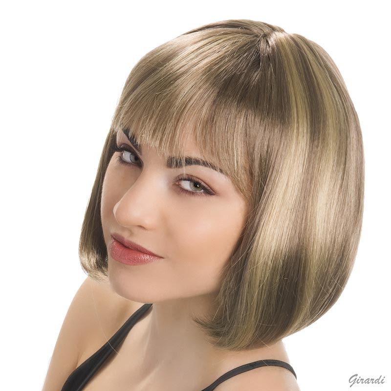 Synthetic Wig - Mod. Carre