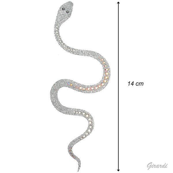 Giuxury Bianco Serpente 14 Cm
