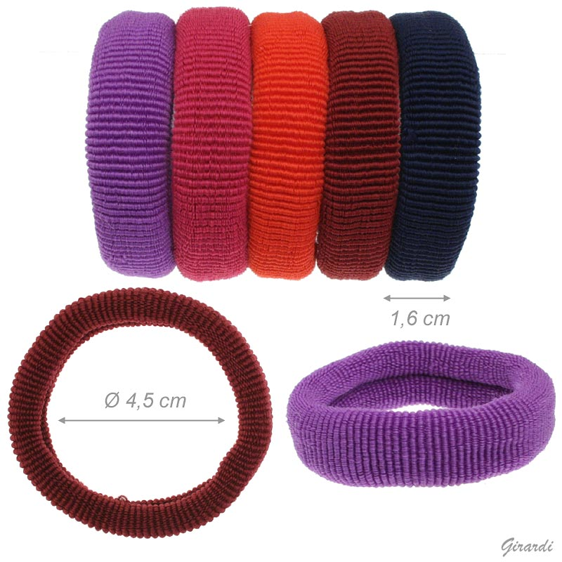 Colored Hair Tie 4,5cm
