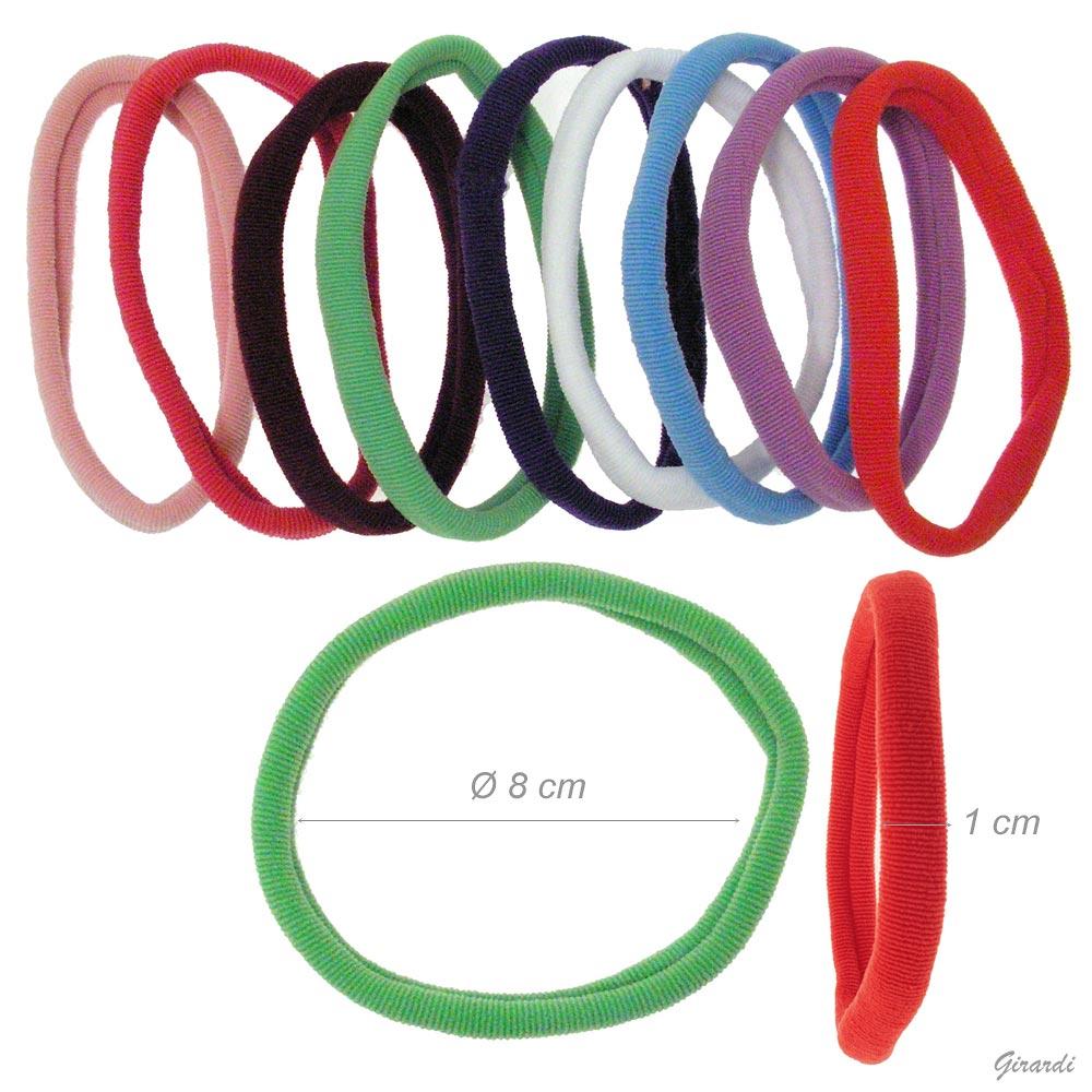 Fascia Elastica Sportiva Colori Assortiti