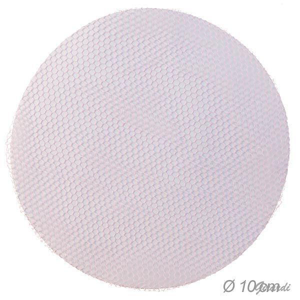 Pink Chignon/bun-cover Hairnet