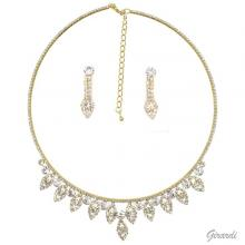 Jewelry Set With Strass