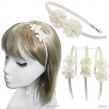 Ceremony Cream-color Headband