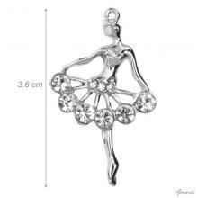 Ciondolo Ballerina - Prezzo Netto