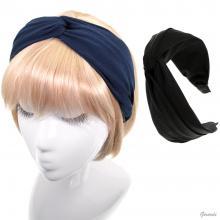 Crossed Jersey Headband
