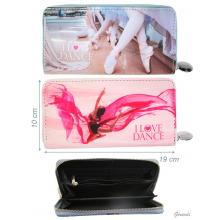 Wallet For Ballet 19x10 Cm