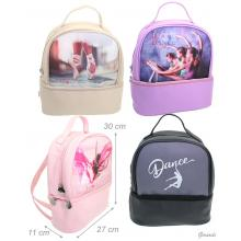 Backpack In Fabric For Ballet Dancer