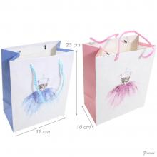 Gift Bag 18x10x23 Cm Dance Figure