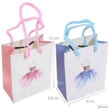 Gift Bag 9x5,5x12 Cm Dance Figure