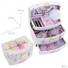 Dance Beautycase With Compartments