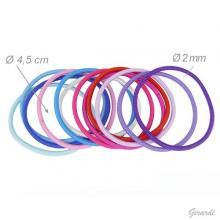 Colored Hair Tie 5 Cm