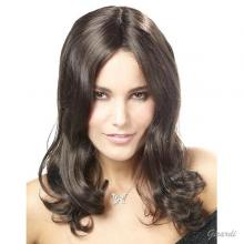 Synthetic Wig - Monofilament Long