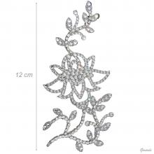 Giuxury Bride - Adhesive Body Tattoo 12cm