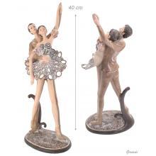 Coppia Ballerini Soprammobile